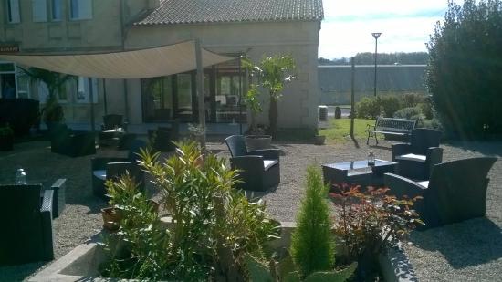Monestier, Prancis: exterieur
