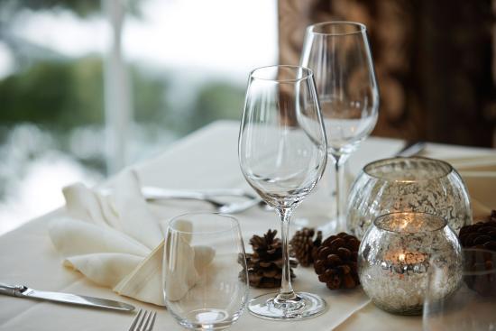 Obereggen, Ιταλία: Restaurant im Kinderhotel Maria