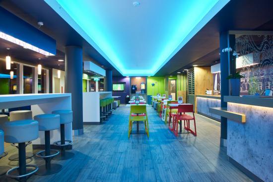 Hotel ibis budget Birmingham Centre: publice area
