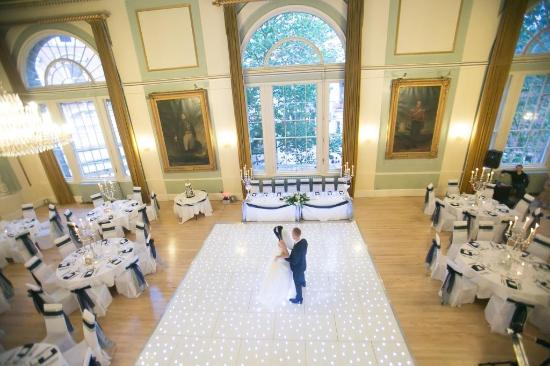 Gorgeous Wedding Reception In Our Ballroom Picture Of The City