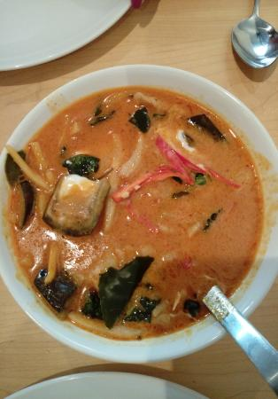 Denton, UK: Red Curry