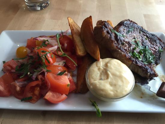 La Roche Vin & Tapas : Lunch.... Yum!