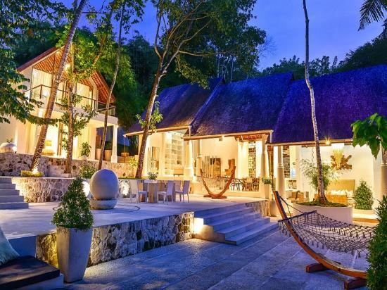 Beachfront Villa Bali Expedia