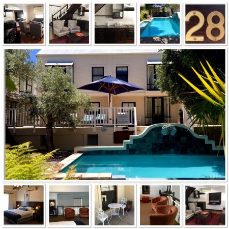 Protea Hotel by Marriott Stellenbosch Dorpshuis & Spa: The Hotel in a nutshell. Just loved it!