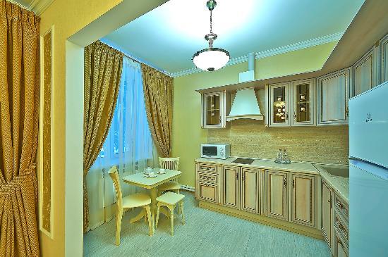 Park-Hotel Sheremetevskiy : Premium Apartments
