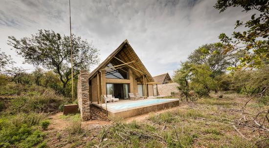 Kapama Southern Camp: Luxury Suite view