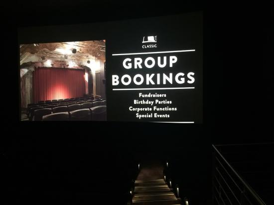 Classic Cinemas Elsternwick