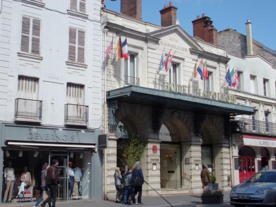 Hotel Napoleon Fontainebleau Restaurant