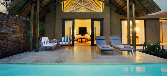 Kapama Southern Camp: Luxury Suite lap-pool