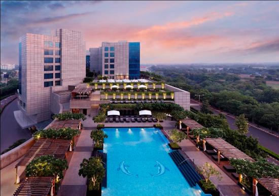 The Leela Ambience Gurugram Hotel & Residences