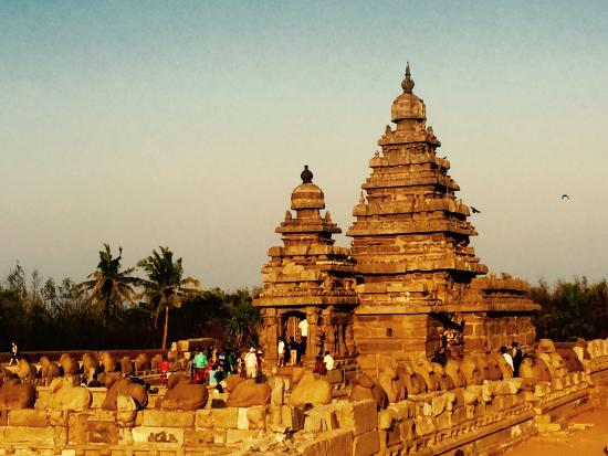 A Dravidian architecture - Reviews, Photos - Sea Shore