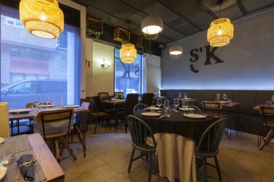 Sakitchen la cocina madrid fotos n mero de tel fono y restaurante opiniones tripadvisor - La cocina madrid ...