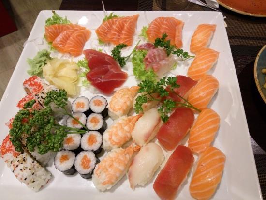 My Sushi Ristorante 45 pezzi di sushi e sashimi misto