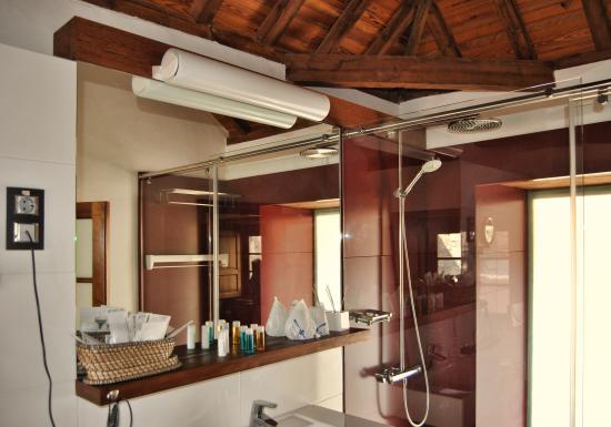 Marzagan, Spanien: Baño Habitación Doble