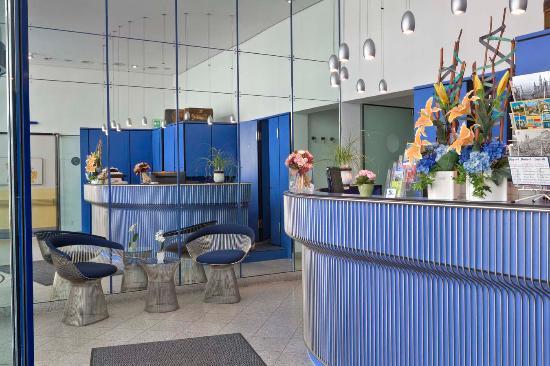 Hotel Konigswache : Rezeption