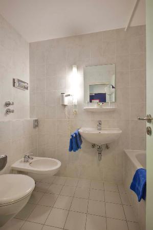 Hotel Königswache: Bad Doppelzimmer
