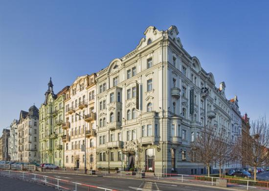 Mamaison Riverside Hotel Prague : Außenansicht