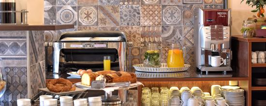 Hotel Telesilla: New Breakfast