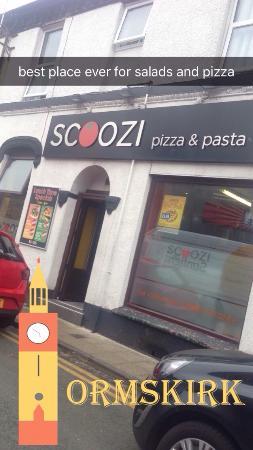 Scoozi Pizza & Pasta