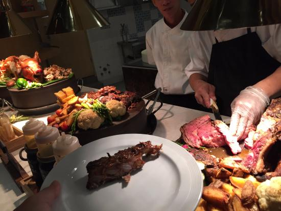 average buffet compared to other hotel buffets in the area review of rh tripadvisor co nz