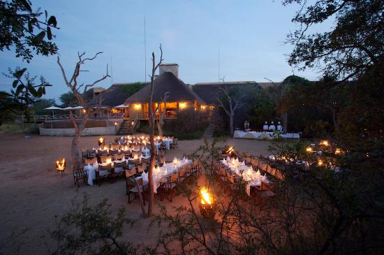 Kapama River Lodge: Bushbraai