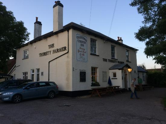 Whimple, UK: The Thirsty Farmer