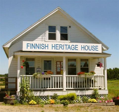 Finnish Church and Heritage House