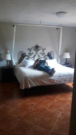 Hotel San Borja B&B: 20160403_172508_large.jpg