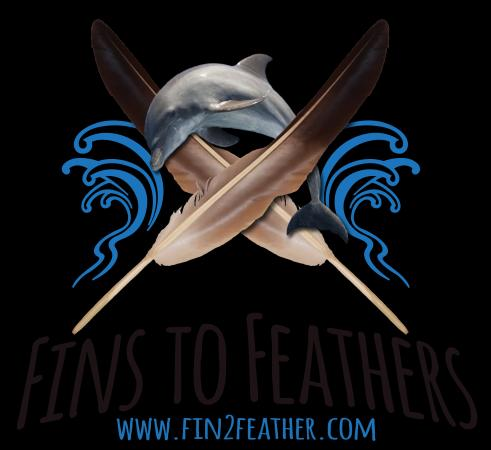 Fins to Feathers Logo