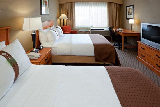 Swedesboro, Nueva Jersey: Two Double Beds Nonsmoking