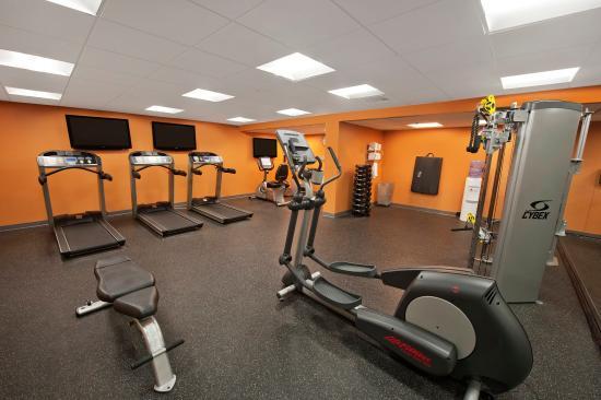 Suffern, نيويورك: Fitness Center