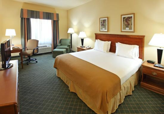 Magnolia, AR: King Bed Guest Room