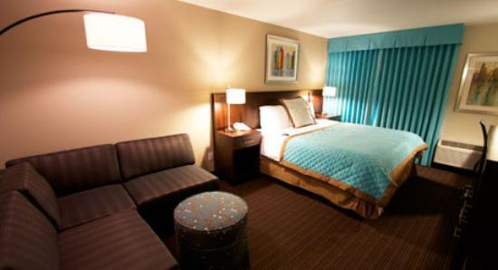 Beautiful Wyndham Garden Midland: Guest Room