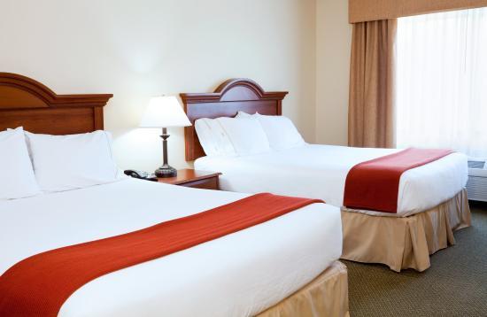 Rocky Mount, VA: Double Bed Guest Room