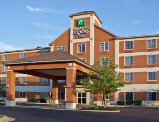 Holiday Inn Express Ann Arbor: Holiday Inn Express & Suites