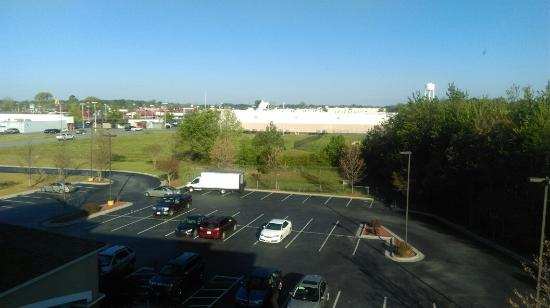 Roanoke Rapids, NC: View from 403