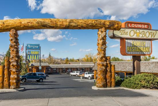 Rodeway Inn Ghorn Lodge Prices Hotel Reviews Lander Wy Tripadvisor