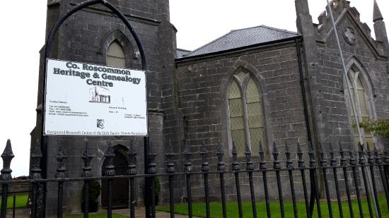 County Roscommon Heritage and Genealogy Centre