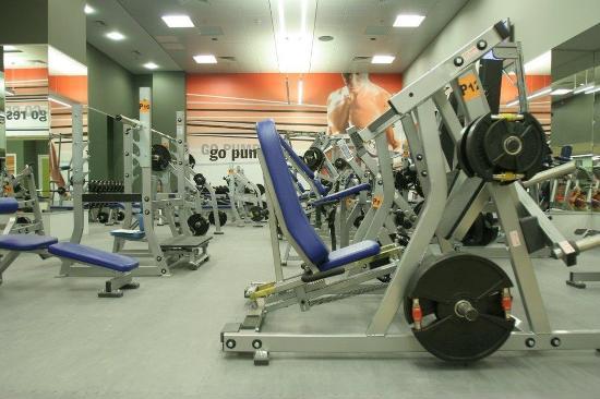 Vital Hotel: Gym