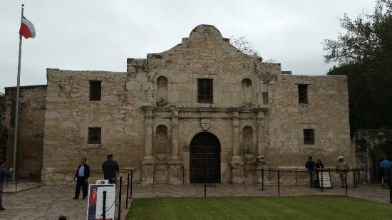 Foto De The Alamo San Antonio Misi 243 N El Alamo Tripadvisor