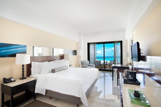 Live Aqua Cancun Deluxe Ocean View Room