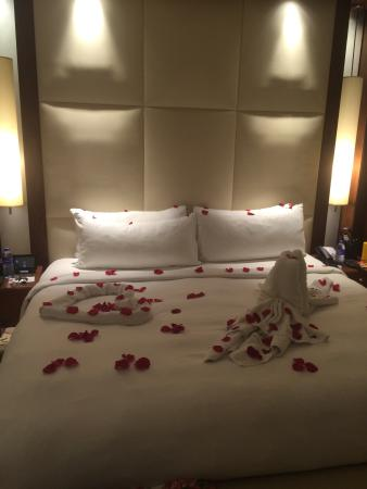 JW Marriott Marquis Hotel Dubai Honeymoon