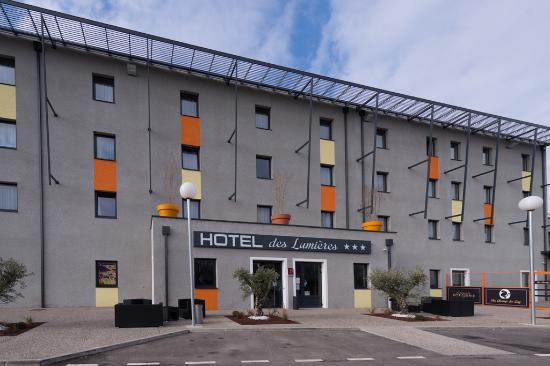 Hotel des Lumieres