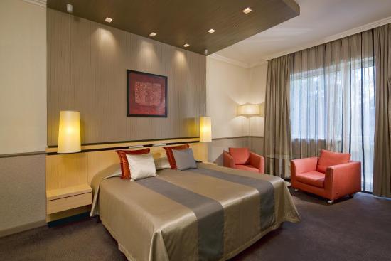 Mamaison Hotel Andrassy Budapest: Deluxe room