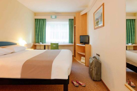 Ibis Fulda City: Guest Room