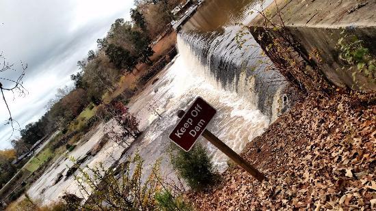 Jackson, Georgien: Dam