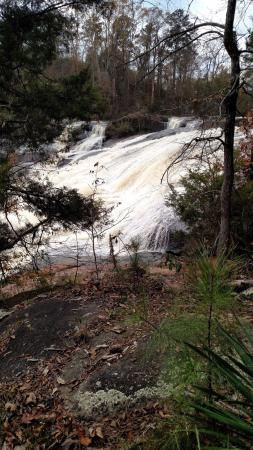 Jackson, Georgien: Waterfall at High Falls State Park