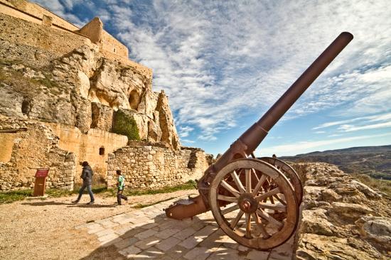 Morella Castle
