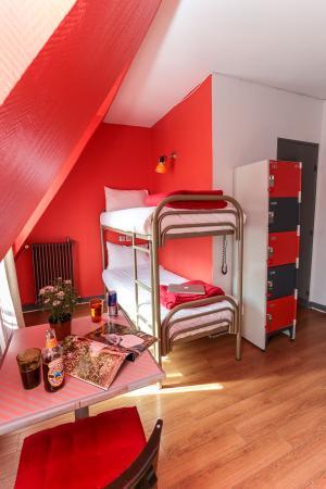 Smart Place Paris: Dortoir 5 personnes