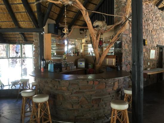 Karibib, Namibya: Bar